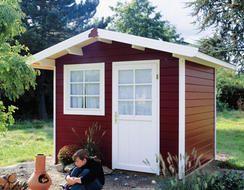Gartenhäuser & Pavillons